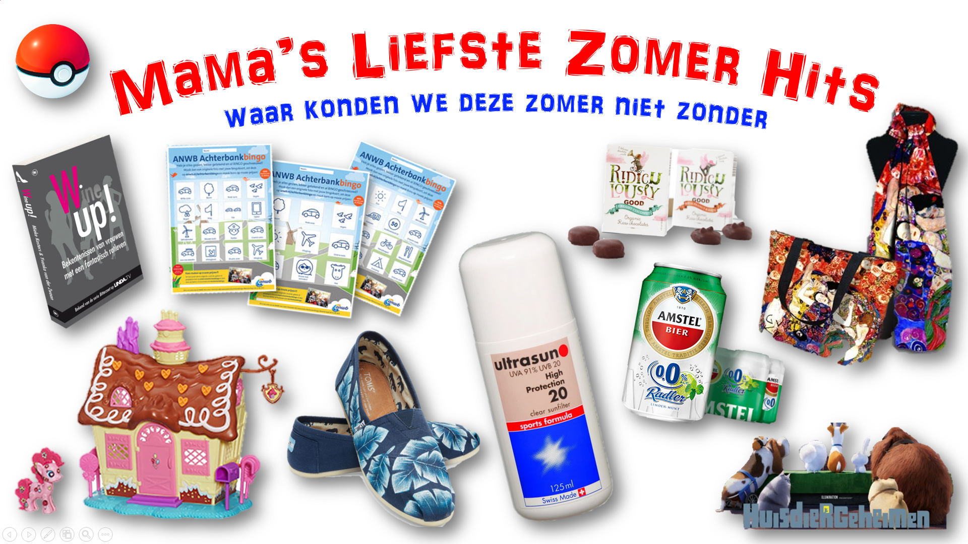 Zomer hits 2016