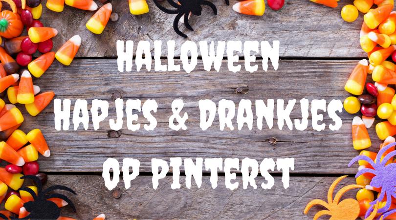 Halloween Hapjes en drankjes