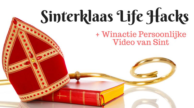 Sinterklaas Hacks Mama's Sint Van Video Liefste De Life Win qOw5x4vv7