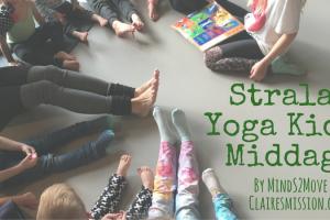 Strala Yoga Kids Middag