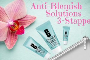 Anti-Blemish Solutions 3-Stappen