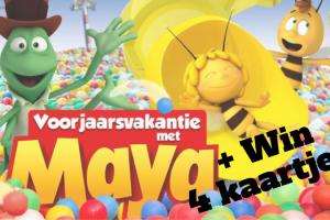 Voorjaarsvakantie met Maya