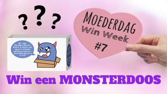 Moederdag Winactie #7 Monsterdoos