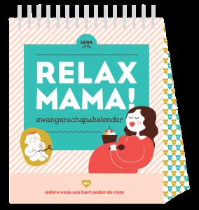 Relax mama zwangerschpskalender