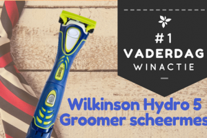 Wilkinson Hydro 5 Groomer scheermes