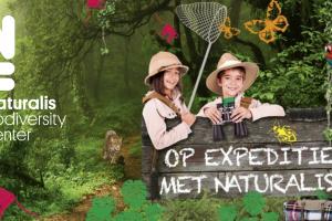 Onderweg zijn er overal leuke opdrachten te doen en mogen kinderen (bijna) overal aanzitten.Aan het einde van de tentoonstelling ga je ook nog op (sloot)safari in Nederland, want ook in je eigen achtertuin valt nog genoeg te ontdekken!