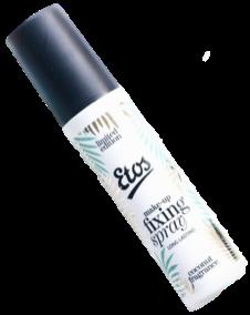 Etos Limited Edition koks Make-up Fixing spray