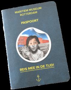Maritiem paspoort