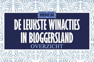 winacties bloggers wk 28