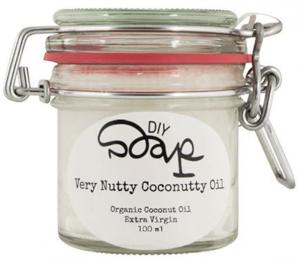 DIY SOAP kokosvet