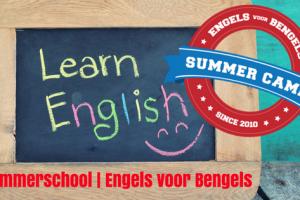Summercamp Engels voor Bengels