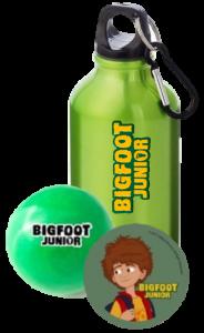 Bigfoot junior winactie