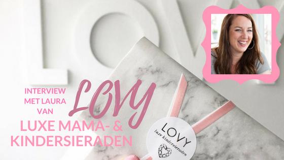 Interview Laura - LOVY