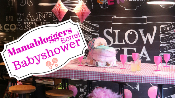 MamabloggerBoorel Babyshower