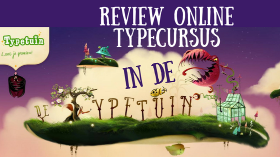 Online Type Cursus Typetuin