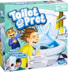 Toilet Pret - Partyspel