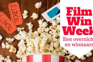 Film Win Week Winnen + Winnaars