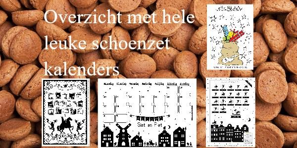 Schoenzet-kalender