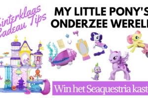 Verlanglijstje My Little Pony Onderwater