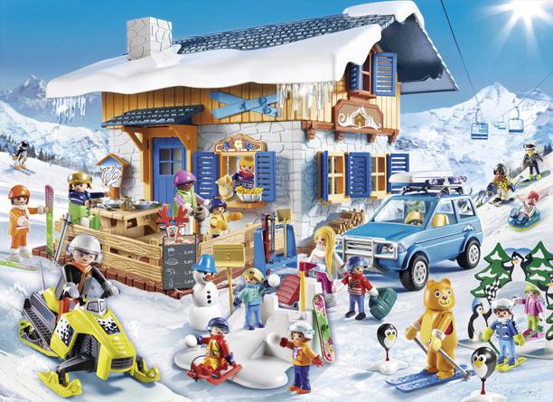 Playmobil Wintervakantie