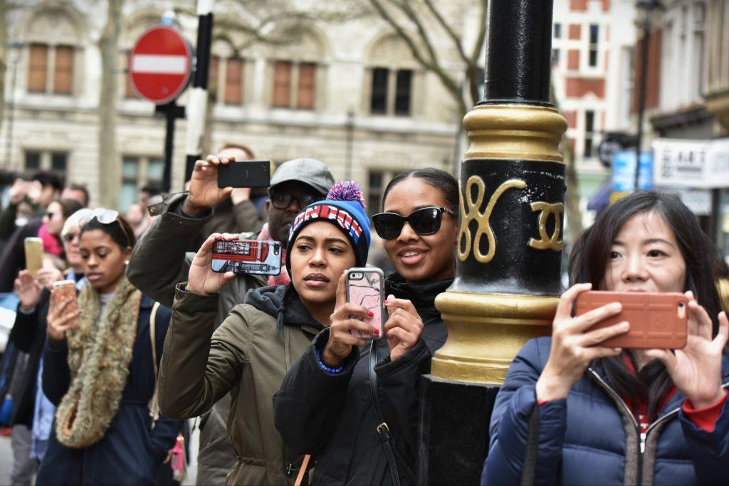 mobiele telefoon als fotocamera