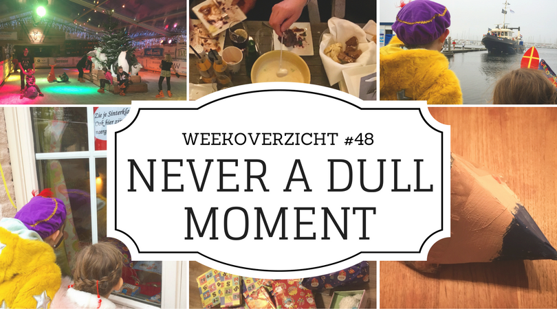 weekoverzicht Never a Dull Moment #48