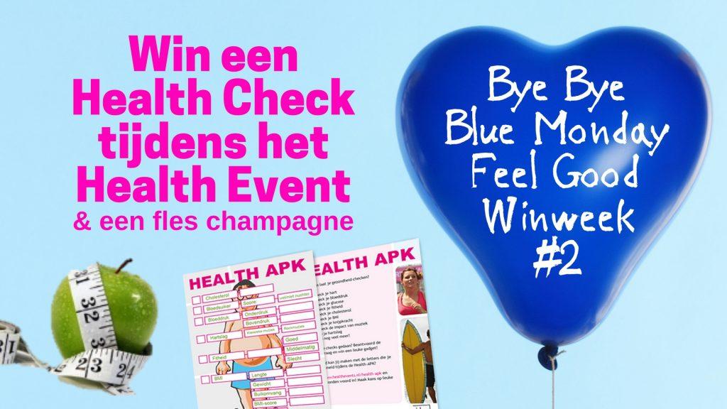 Bye Bye Blue Monday - Health Check