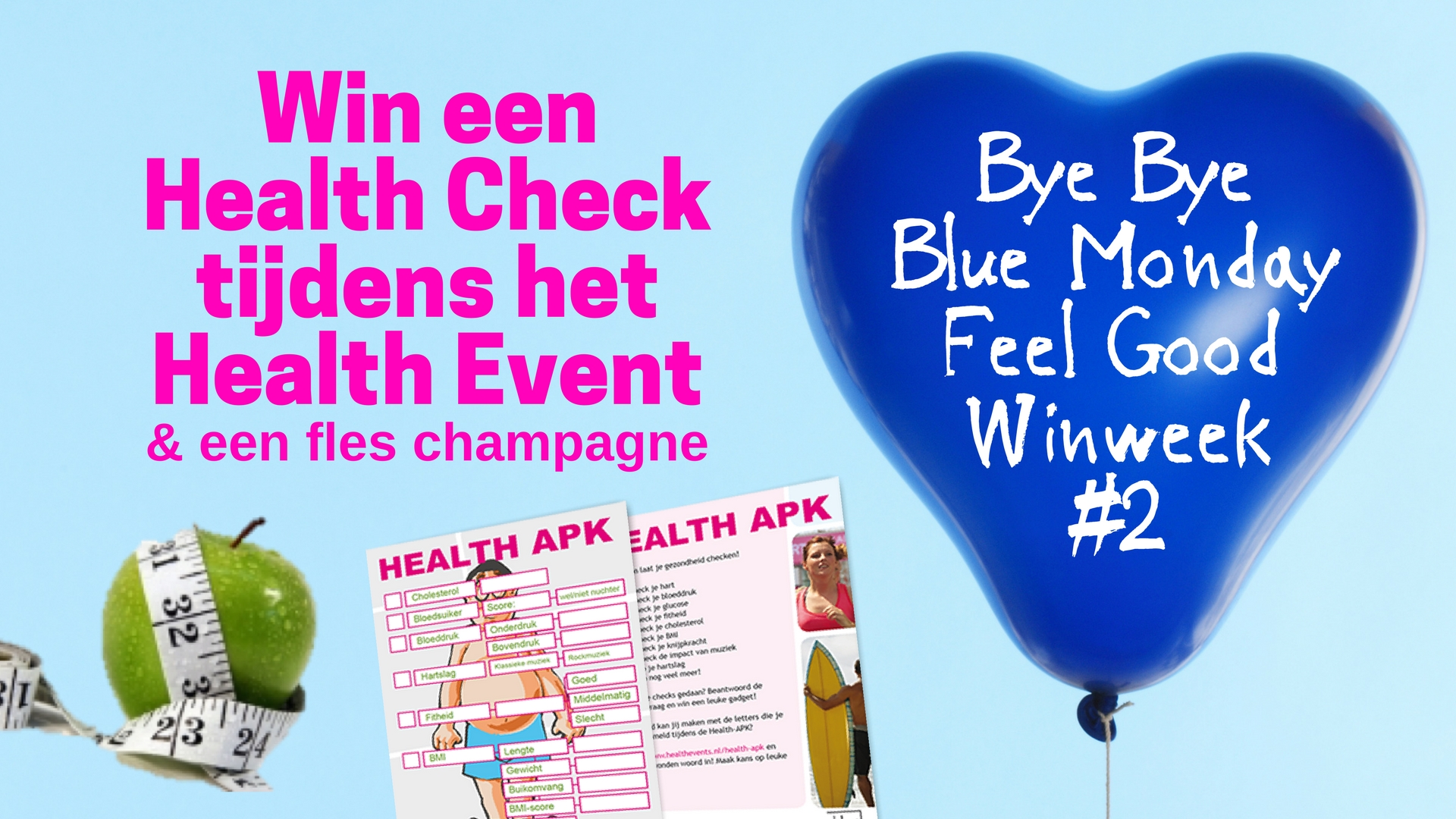Bye Bye Blue Monday - Health Check