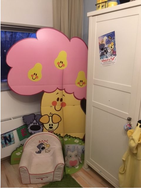 De allergrootste Woezel en Pip fan woont hier - roomtour | Mama\'s ...