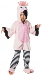 Carnaval kostuum Flamingo