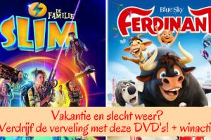 DVD Ferdinand Familie Slim
