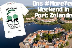 Ons #MoreYes Weekendje in Port Zélande