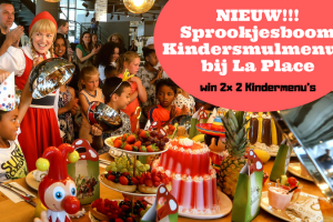 Sprookjesboom Kindersmulmenu's bij La Place