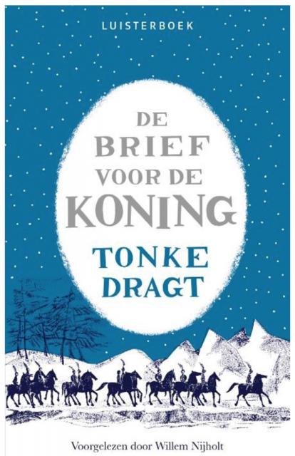 Luisterboek Brief voor de Koning - Tonke Dragt