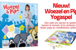 Woezel en Pip Yogaspel