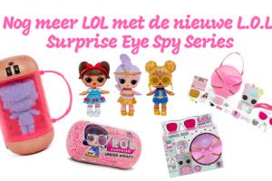 Nog meer LOL met L.O.L. Surprise Eye Spy Series