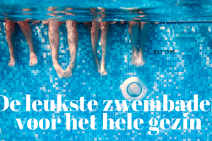 De leukste zwembaden voor het hele gezin