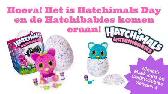 Hoera! Het is Hatchimals Day en de Hatchibabies komen eraan (1)