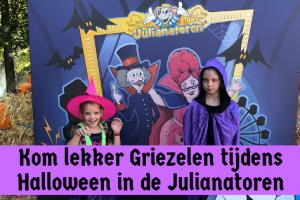 Lekker Griezelen tijdens Halloween in de Julianatoren