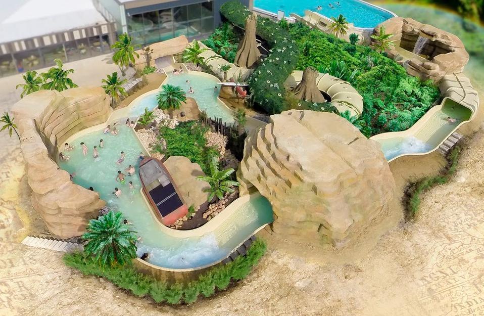 Swinfun zwembad